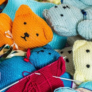 You can create crafts at your home easily
